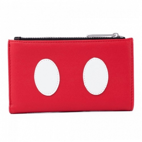 Loungefly: Mickey Mouse - Quilted Cosplay Flap Wallet