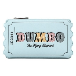 Loungefly: Disney - Dumbo Circus Ticket Flap Wallet