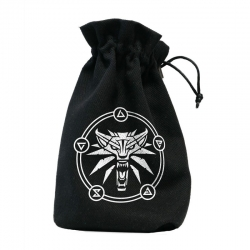 The Witcher Dice Bag: Geralt - School of the Wolf