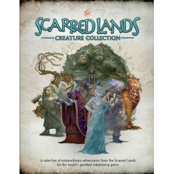 Scarred Lands Creature Collection 5E