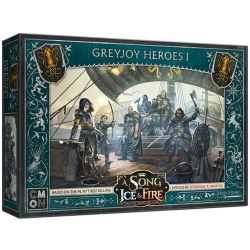 A Song of Ice and Fire: Greyjoy Heroes 1