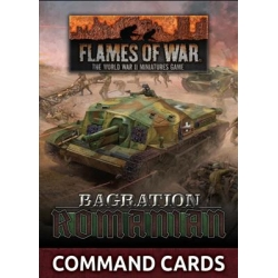 LW Romanian Command Card Pack