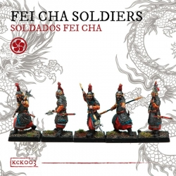 Fei Cha Soldiers