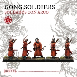 Gong Soldiers