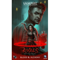 Vampire: The Masquerade- Rivals: Blood & Alchemy Expansion