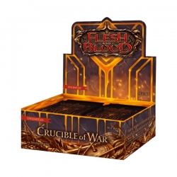 Flesh And Blood TCG: Crucible of War Unlimited - Booster Pack