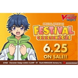 CFV Over Dress Special Series Festival Collection 2021