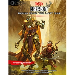 Eberron: Rising From the Last War: Dungeons & Dragons