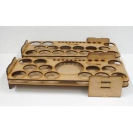 Pack of Shelves - Aran