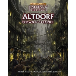 Warhammer Fantasy Roleplay: Altdorf Crown of the Empire