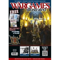 Wargames Illustrated WI403 July Edition