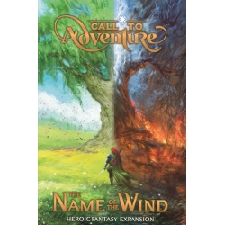 Call to Adventure: Name of the Wind Exp