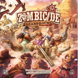 Zombicide: Undead or Alive - Gears & Guns