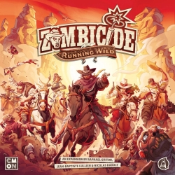 Zombicide: Undead or Alive - Running Wild
