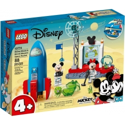 Mickey Mouse & Minnie Mouse's Space Rock LEGO® Disney™ 10774