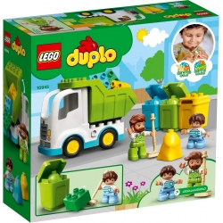 Garbage Truck and Recycling LEGO® DUPLO® 10945