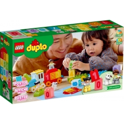 Number Train - Learn To Count LEGO® DUPLO® 10954