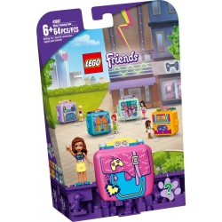 Olivia's Gaming Cube LEGO® Friends 41667