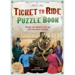 Ticket to Ride Puzzle Book