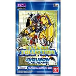 Digimon Card Game: Classic Collection EX-01 Single Booster
