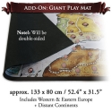 Europa Universalis: The Price of Power - Giant Play Mat