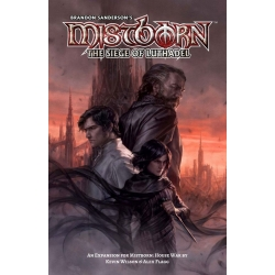 Mistborn: House War: The Siege of Luthadel Expansion