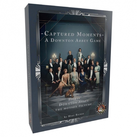 Captured Moments: A Downton Abbey Game