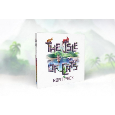 Boat Pack: The Isle of Cats Expansion