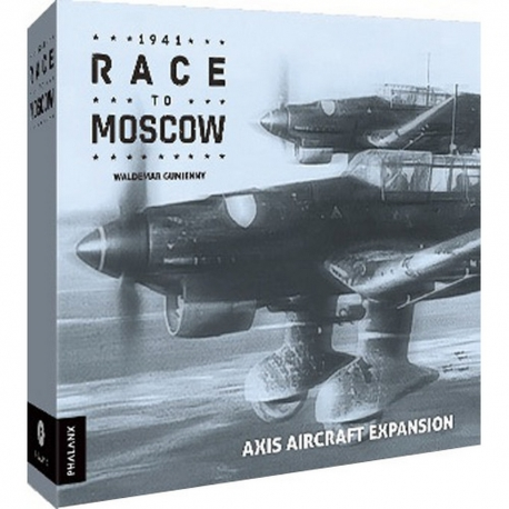 Race to Moscow: Axis Aircraft Expansion