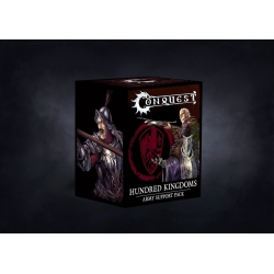 Hundred Kingdoms Army Support Box