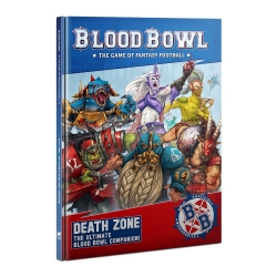 Blood Bowl: Death Zone - French