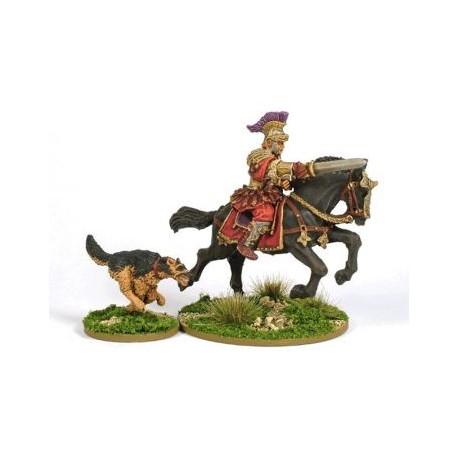 Hold The Line - Mounted Roman General