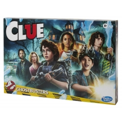 Ghostbusters Clue