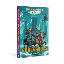 Realm Quest: Battle for the Soulspring Paperback