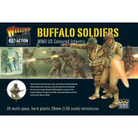 Buffalo Soldiers WWII 92nd Infantry Division