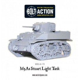 M5 A1 Stuart Light Tank