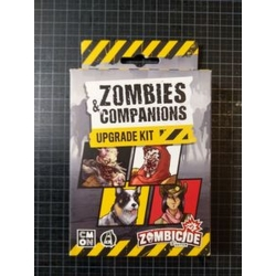 Zombicide 2nd Edition: Complete Upgrade Kit