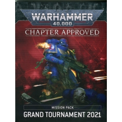 Warhammer 40,000: Chapter Approved 2021 Mission Pack & Field Manual - English