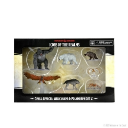 Wild Shape & Polymorph Set 2: D&D Icons of the Realms