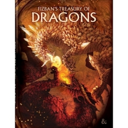 Fizban's Treasury of Dragons (Alternate Cover): Dungeons & Dragons