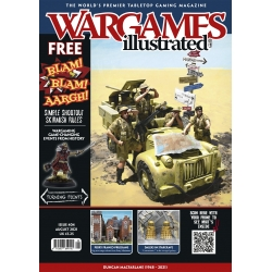 Wargames Illustrated WI404 August Edition
