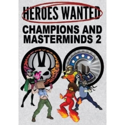 Heroes Wanted- Champions and Masterminds 2