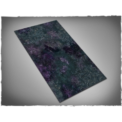 44in x 30in, Realm of Death Themed PVC Games Mat
