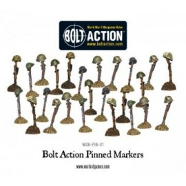 Bolt Action - Pinning Markers