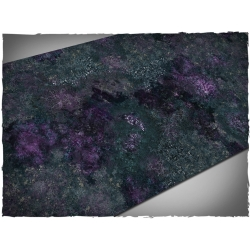 44in x 90in, Realm of Death Themed PVC Games Mat