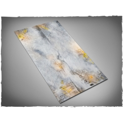 44in x 30in, Coldstorm Themed Cloth Games Mat