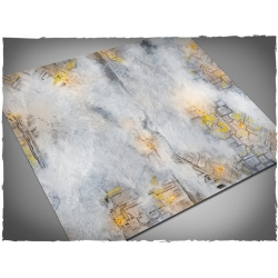 44in x 60in, Coldstorm Themed PVC Games Mat