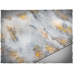 44in x 90in, Coldstorm Themed PVC Games Mat