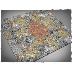 44in x 90in, Realm of Metal Themed Cloth Games Mat