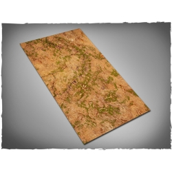 44in x 30in, Realm of Beasts Themed Cloth Games Mat
